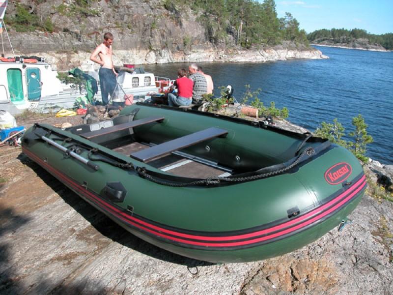 лодка корсар 335
