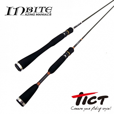 Спиннинговое удилище Tict Inbite 710CS (Solid Tip)