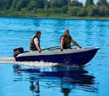 Лодки стеклопластиковые