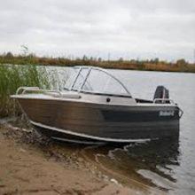 Лодки алюминиевые