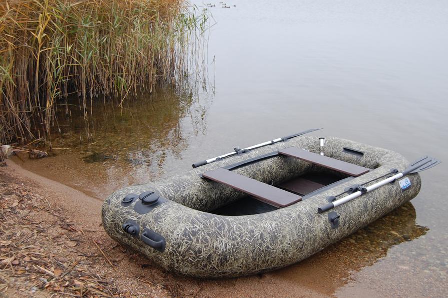 Лодка Amazonia 260 Hunter