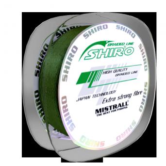 Шнур Shiro BL Green 0.19мм х 150м