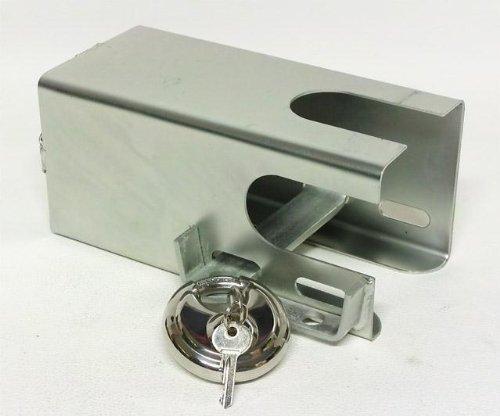 Противоугонное устройство для прицепов